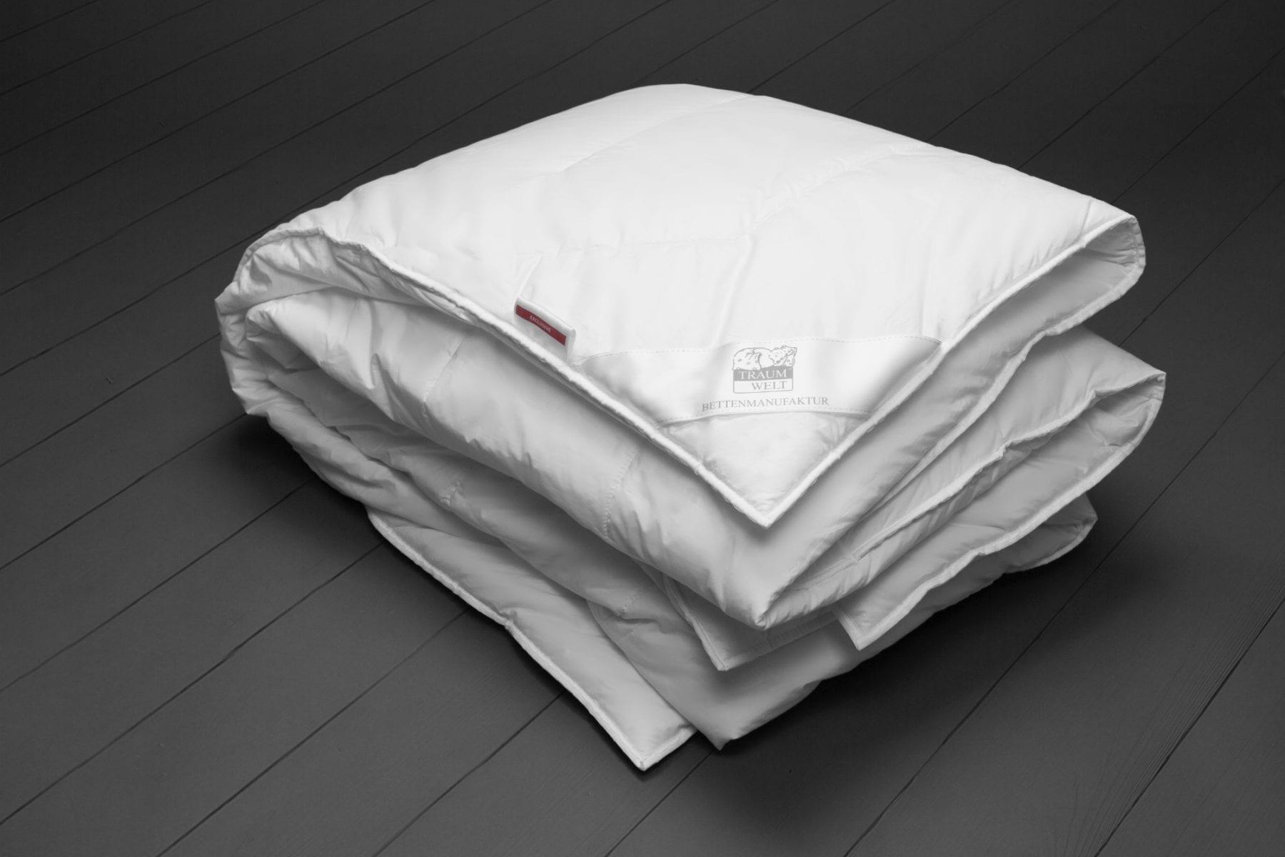 Faser Bettdecke